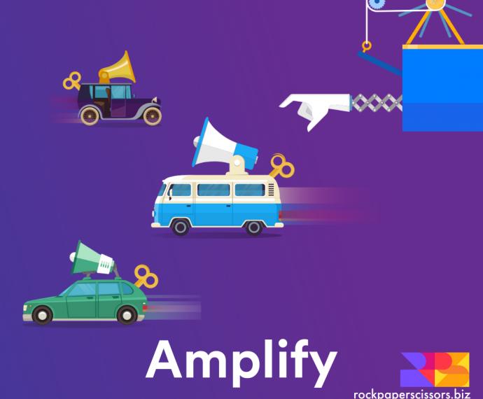 The RPS PR Model: Amplify